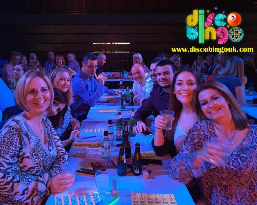Disco Bingo at The Atkinson
